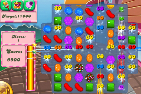 Candy Crush Saga | Heyku.me