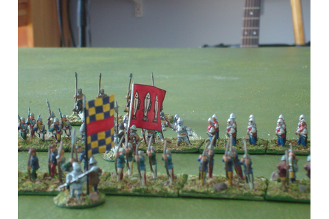 how i wargame: Bloody Barons