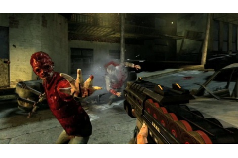 F.E.A.R. 3 : Environments - Gamersyde