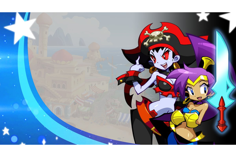 Shantae: Half-Genie Hero - Pirate Queen's Quest complete ...