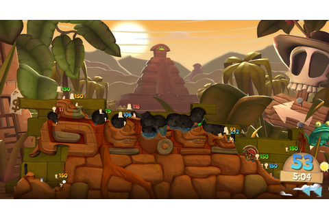 Worms Clan Wars - Download Full Version Pc Game Free