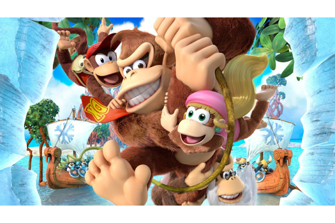 Donkey Kong Country: Tropical Freeze Review - IGN