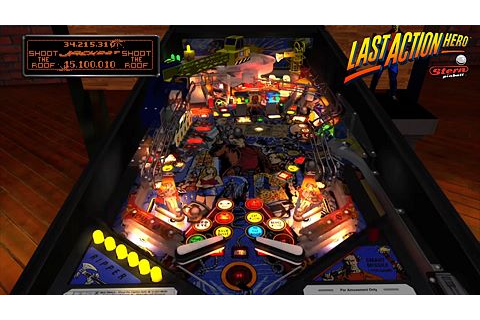Stern Pinball Arcade – Games on Microsoft Store