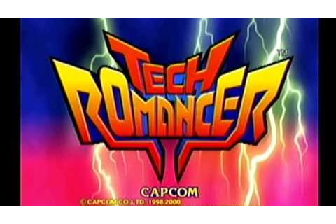 Tech Romancer | Capcom Database | Fandom powered by Wikia