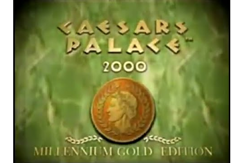 Caesars Palace 2000 (PS1) - Let's Play - YouTube