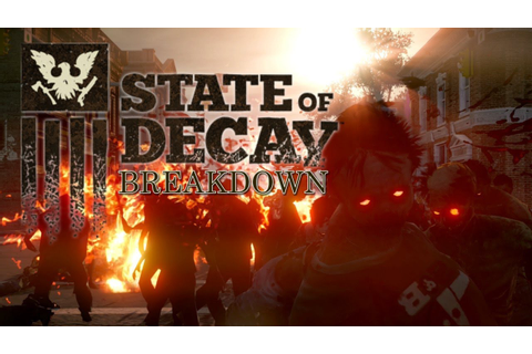 State of Decay - Breakdown DLC (Gameplay) - YouTube