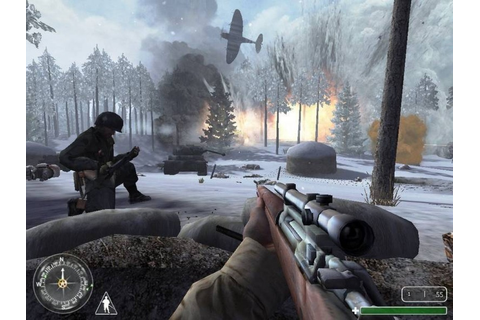 Call of Duty: United Offensive - GameMovieHUB - Download ...
