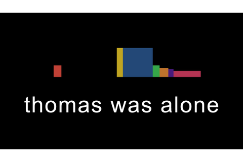 Thomas Was Alone review | GameLuster