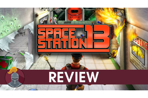 Space Station 13 Review - YouTube