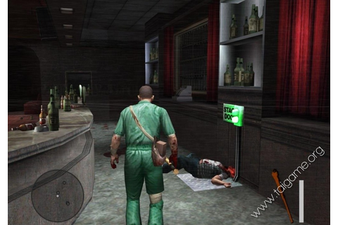 Manhunt 2 - Download Free Full Games | Horror games