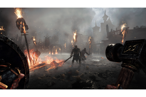 Warhammer: Vermintide 2 will be released in early 2018 ...