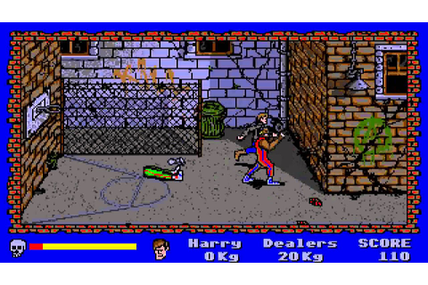 ATARI ST operation cleanstreets CLEAN STREETS AKA ...