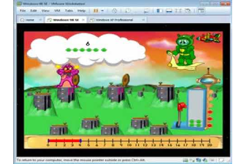 Math Blaster Junior - Ages 4-6 Part 1: Introduction and ...