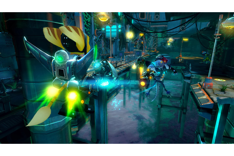 SuperPhillip Central: Ratchet & Clank: Into the Nexus (PS3 ...