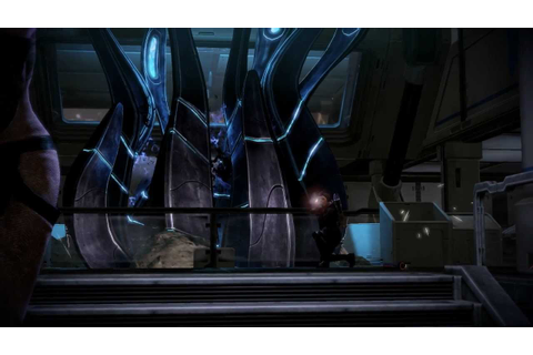 Mass Effect 2: The reason why Shepard's on trial in ME3 ...