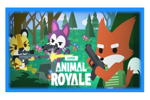 Super Animal Royale - Sign-up Alpha | GO GO Free Games