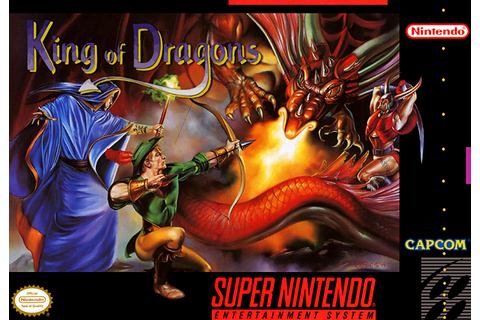 The King of Dragons: The King of SNES Hack n' Slash ...