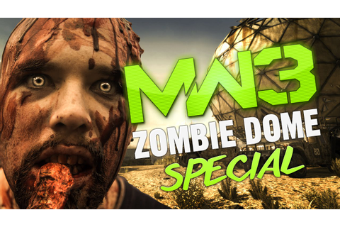 MW3 ZOMBIE DOME - 1 HOUR SPECIAL ★ Call of Duty Zombies ...