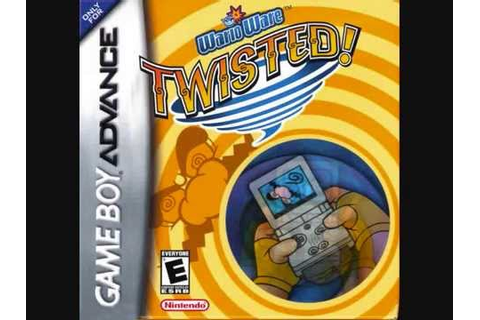 WarioWare: Twisted GBA. Ayuda! - YouTube
