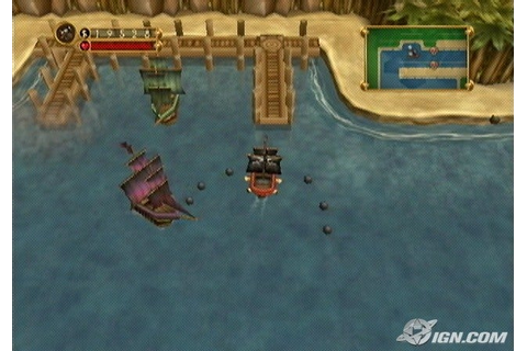 Pirates: The Key of Dreams Screenshots, Pictures, Wallpapers - Wii ...