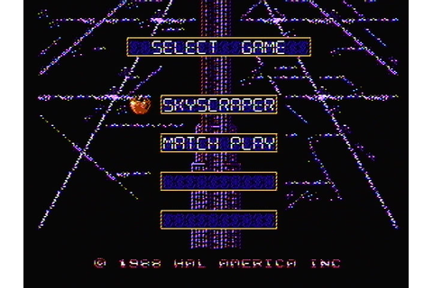 Download Rollerball (NES) - My Abandonware
