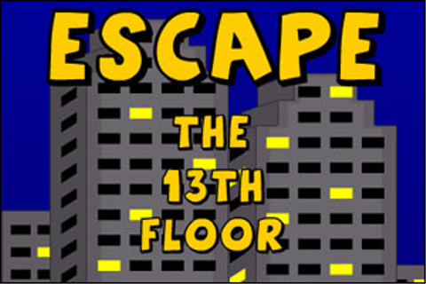 Escape the 13th Floor - Walkthrough, comments and more ...