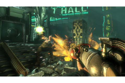 Download Bioshock 2 Game Full Version For Free