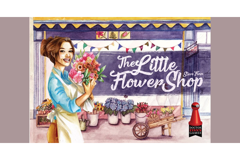 The Little Flower Shop | Board Game | BoardGameGeek
