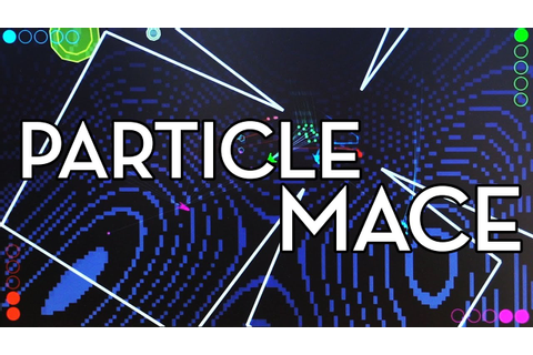 Hands-On with Particle Mace - YouTube