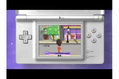 Wizards of Waverly Place game for Nintendo DS - YouTube