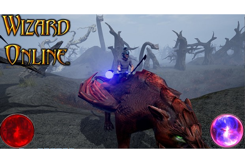 Wizard Online Virtual-Reality Open-World Game image - Indie DB