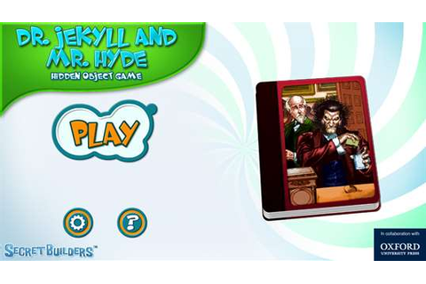 Dr. Jekyll and Mr. Hyde - Hidden Object Game for Windows ...