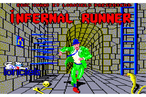 Infernal Runner - Retrogaming