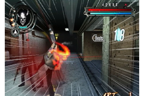 Review: Gungrave Overdose (PS2 classics on PS3 ...