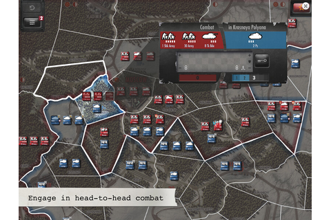 Drive on Moscow: War in the Snow, a WWII turn-based ...