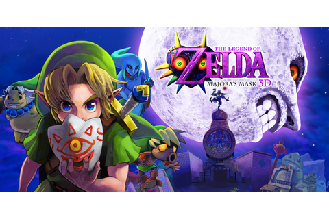 The Legend of Zelda: Majora's Mask 3D | Nintendo 3DS ...