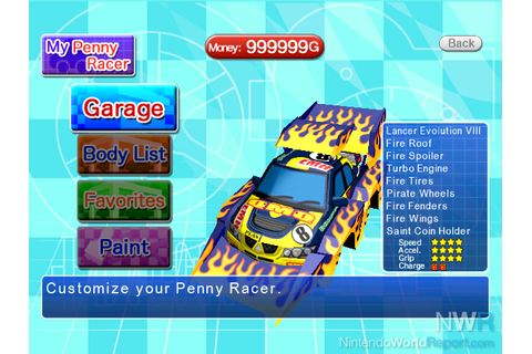Penny Racers Party: Turbo-Q Speedway - Game - Nintendo ...