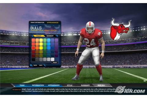 American football pc games