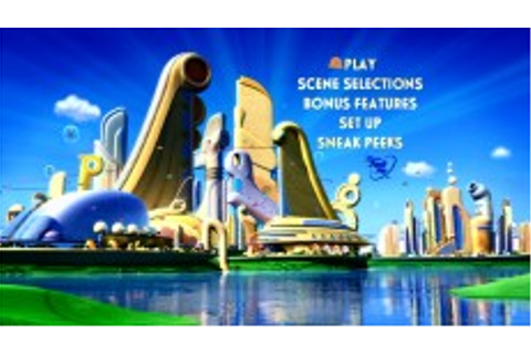 Meet the Robinsons DVD Review