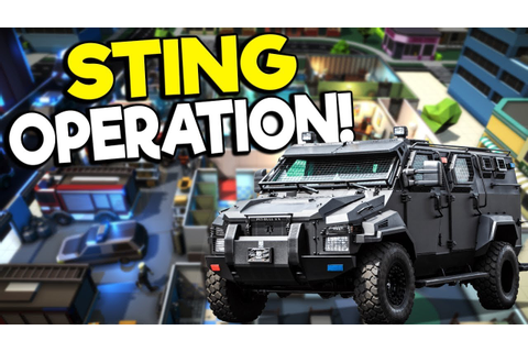 Huge Police Sting Operation! - Rescue HQ Tycoon Gameplay ...