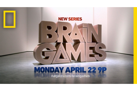 NEW SERIES | Brain Games - YouTube