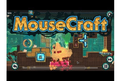 Let's Try MouseCraft - YouTube