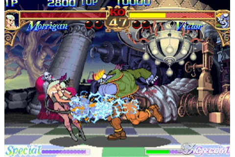 Vampire: Darkstalkers Collection Screenshots, Pictures ...
