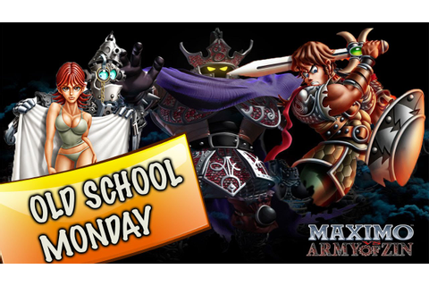 Maximo vs Army Of Zin PS2 Gameplay - Old School Monday ...