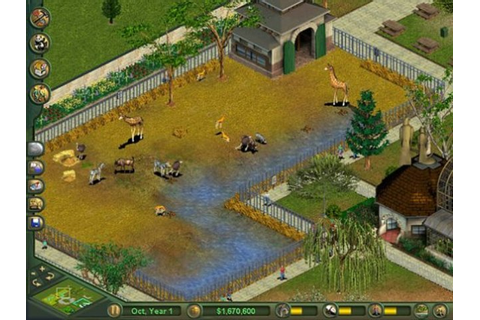 Ini PC : Zoo Tycoon 1 Free Download Full Version PC Game