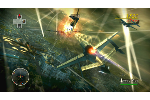 Blazing Angels 2: Secret Missions of WWII Game | PS3 ...