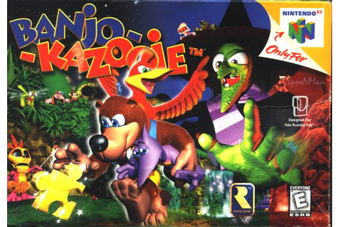 Rare Responds To Fan's Request Of A Banjo-Kazooie Remake ...