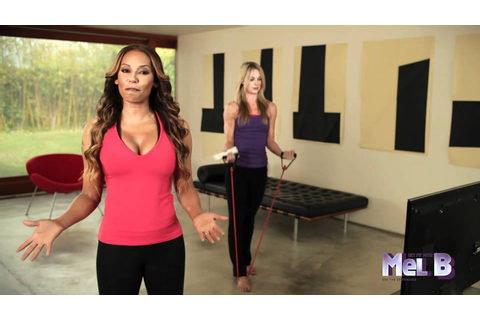 Get Fit With Mel B (Wii) Trailer - YouTube