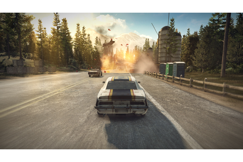 FlatOut 4: Total Insanity in development, vote on which ...