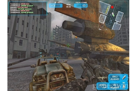 Terminator 3 War Of The Machines PC Game - Free Download ...